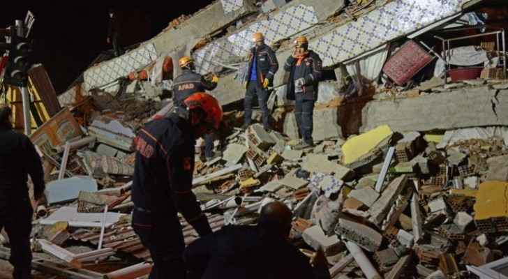 Hopes fade for those trapped in Turkey quake; toll climbs to 35