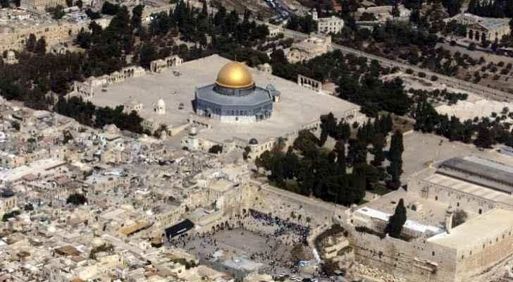 Peace plan includes maintaining Jordan's custodianship over Al-Aqsa Mosque