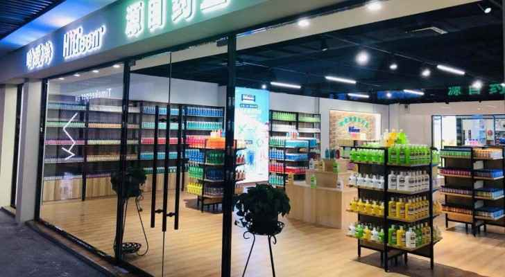 HiGeen Jordan exports fourth shipment of hand sanitizer to China