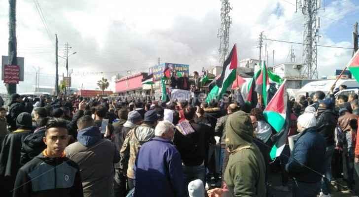 Jordanians protest against 'Deal of the Century'