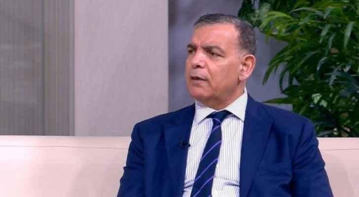 Health Minister, Saad Jaber