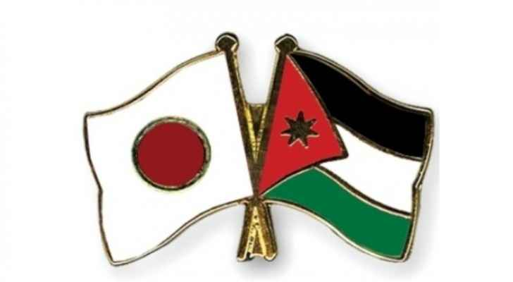 Japan's assistance to Jordan from its supplementary budget of FY2019