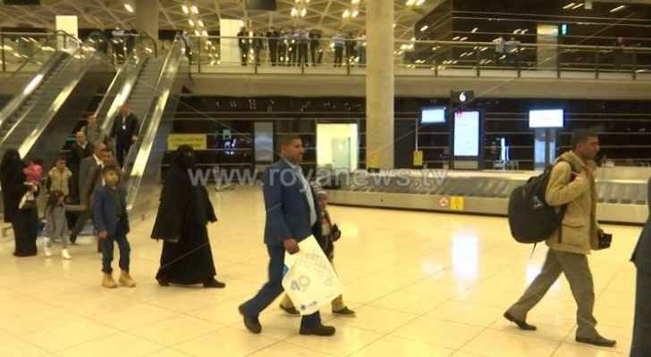 Plane carrying Yemeni patients arrives in Jordan