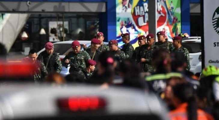 Thai soldier shot dead after killing at least 26 people in shopping mall siege