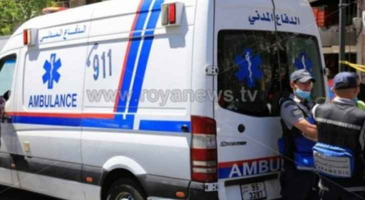 One dead, 7 injured in Zarqa road accident