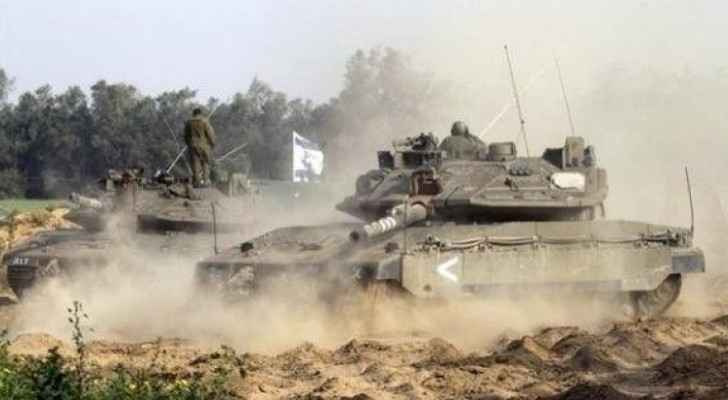 Israeli forces push deep into north Gaza Strip