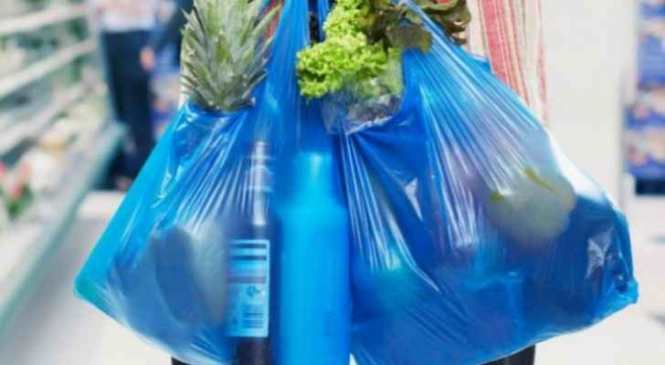 24 plastic bags packages that violate biodegradable plastic shopping bags regulation seized