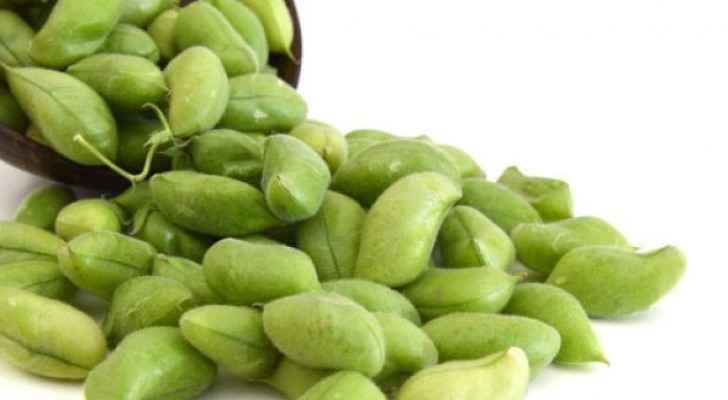 Roasted green chickpeas..Jordanians' favorite winter snack