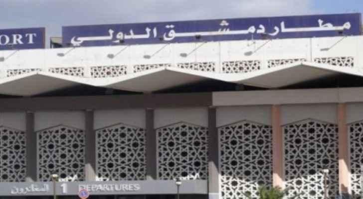 Aleppo International Airport receives first flight after 8-year hiatus