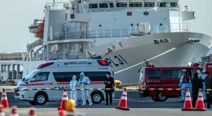 Two passengers dead from coronavirus-hit cruise ship in Japan