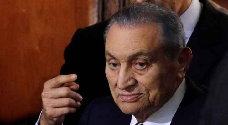 Former Egyptian President Mubarak dies