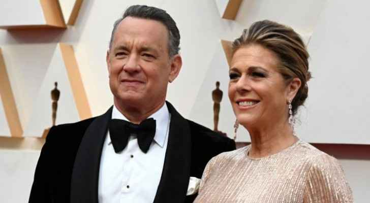 Tom Hanks, his wife: First celebrities to go public with a diagnosis