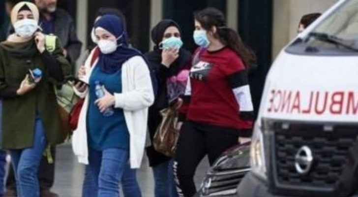Several people who had direct contact with infected US tourist, who visited Jordan, were examined