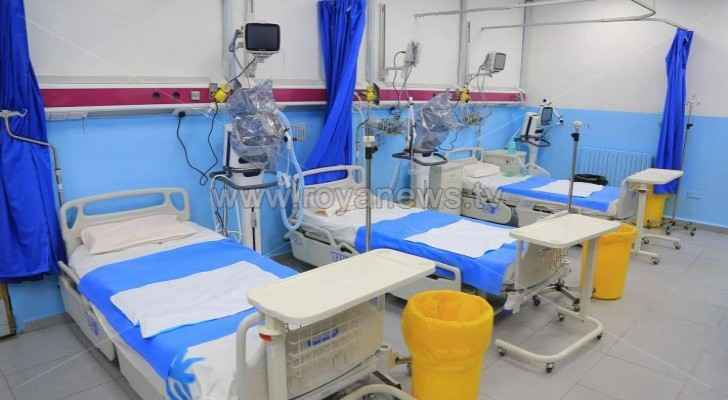 Two-year-old child among the COVID-19 patients in Irbid