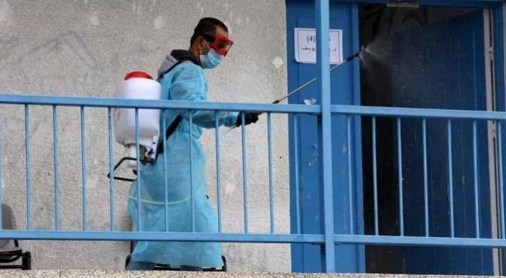 First two coronavirus cases in Gaza confirmed
