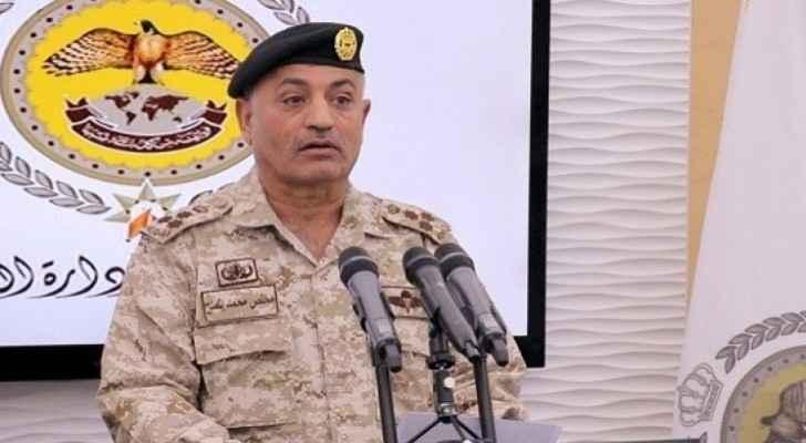 JAF spokesman, Mukhlis Mefleh