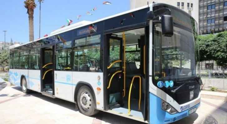 Bread to be delivered to citizens via buses operating through 'Amman Bus' project