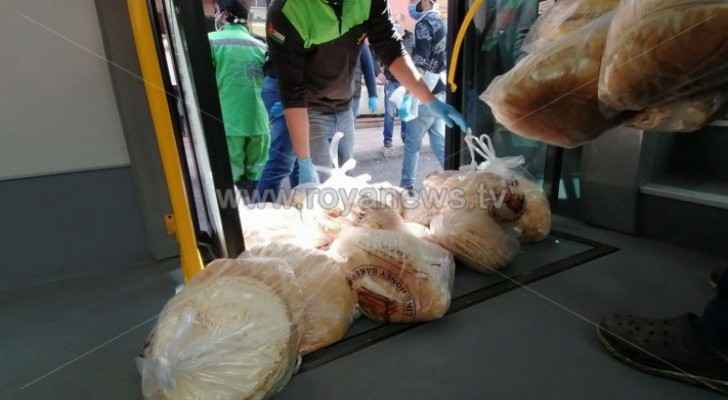 Bread distribution hours extended until 7:00 pm