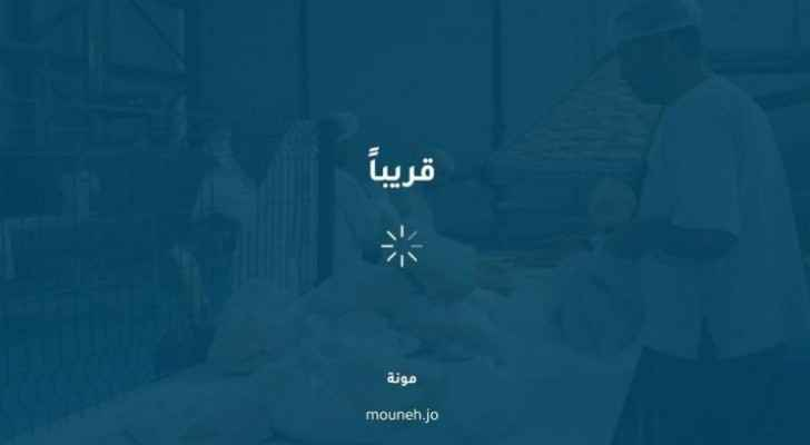 Government launches 'mouneh.jo' app for shopping, delivery services