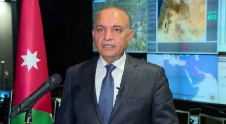Minister of State for Media Affairs Amjad Adaileh
