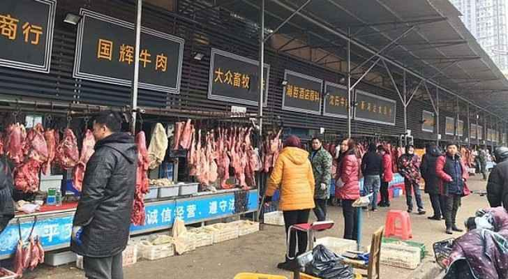 Leaked document: First person to test positive in Wuhan's food market was a woman selling shrimps