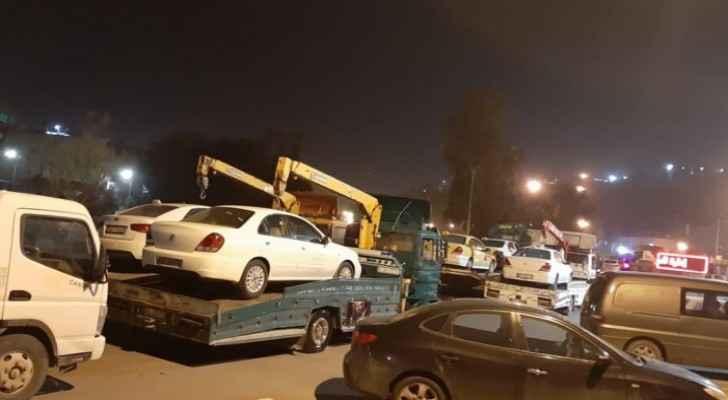 Police arrest 341 violators, seize 273 vehicles for breaching curfew orders