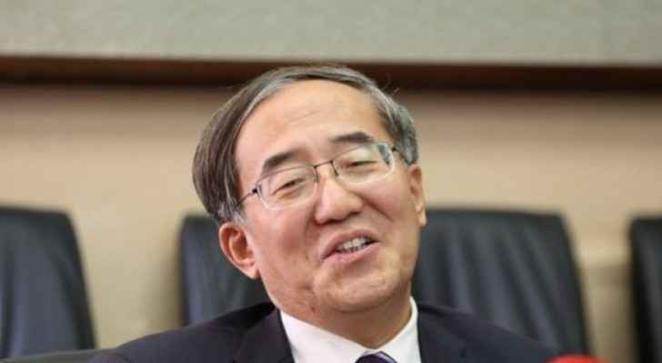 Chinese Ambassador to Amman Pan Weifang