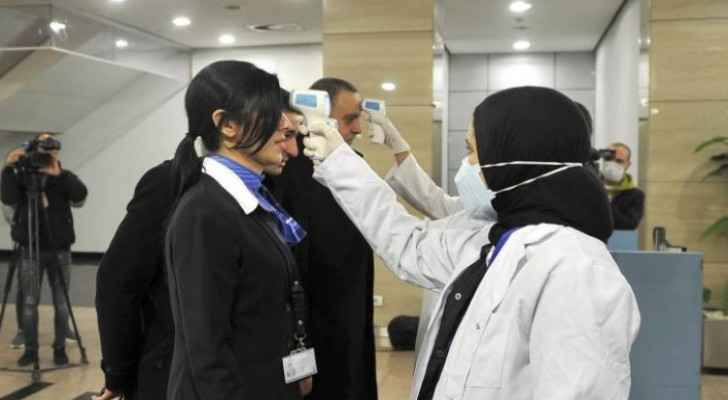 Jordanian citizen infected with coronavirus dies in Egypt