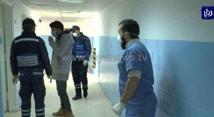 13 people leave quarantine in Aqaba