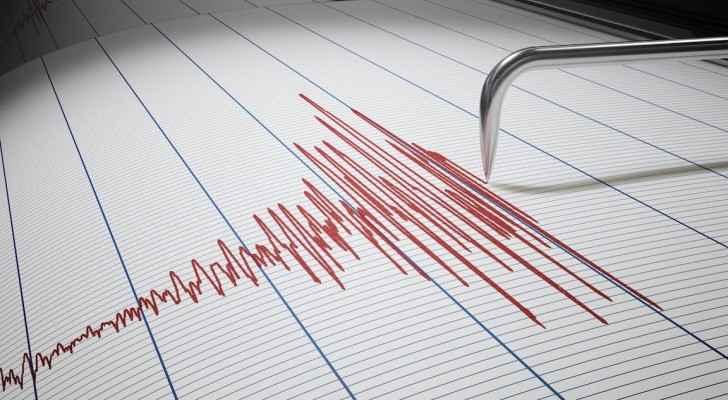 4.6 earthquake strikes Aqaba city this morning
