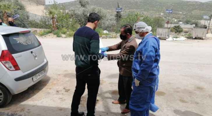 38 people in Kuraymah town tested after having direct contact with infected vegetable trader
