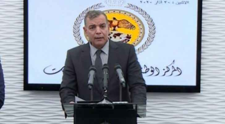 Health Minister: 22 new coronavirus cases recorded in Jordan today, total cases rise to 345