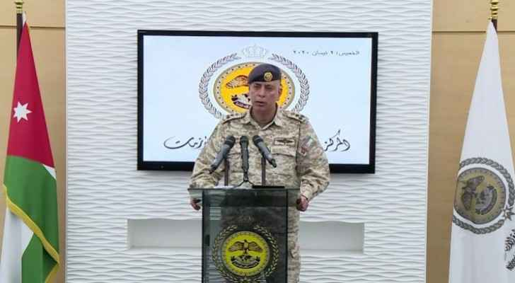 Head of COVID-19 Crisis Management Group Operations, Brigadier Mazen Farayah