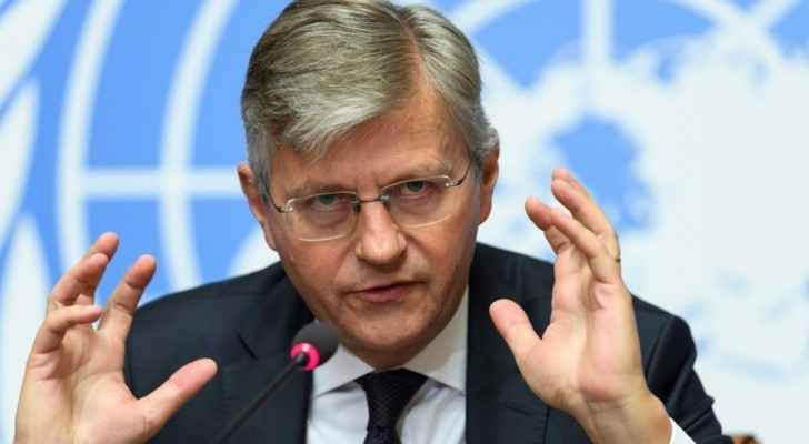 Head of United Nations Peacekeeping Jean-Pierre Lacroix