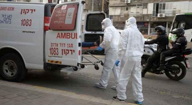 Israeli occupation confirms over 9,000 coronavirus cases, 59 deaths