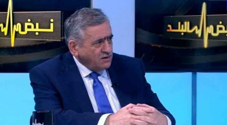 Spokesman for the National Committee for Epidemics Nathir Obaidat