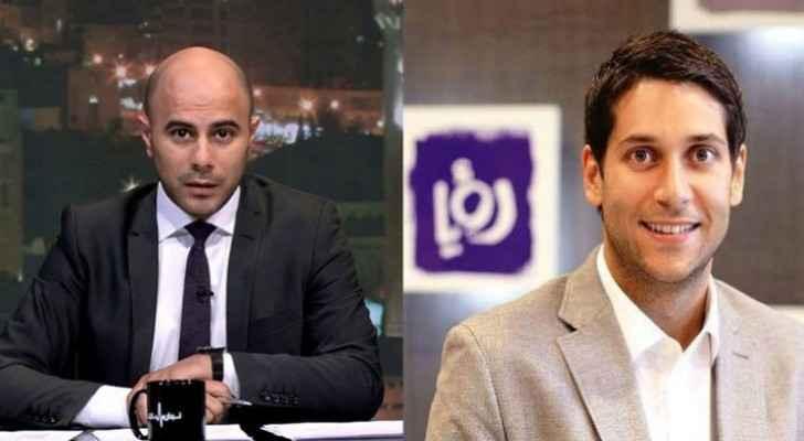 Roya TV GM and News Director arrested