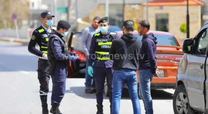 PSD: 283 vehicles seized, 755 people arrested for violating curfew orders