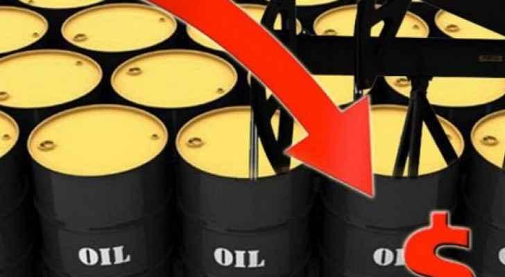 US oil prices crash below $0 a barrel