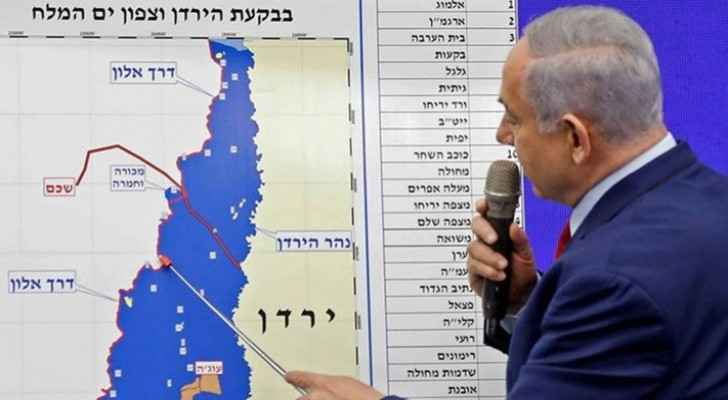 Netanyahu confident U.S. will allow West Bank annexation in two months