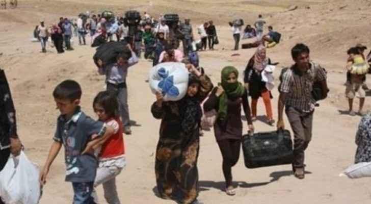UNHCR begins distribution of emergency cash assistance, appeals for $79 million