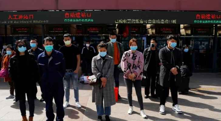 Four new coronavirus cases recorded in China