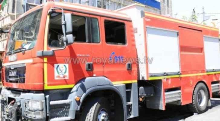 CDD firefighter dies in the line of duty in Ajloun