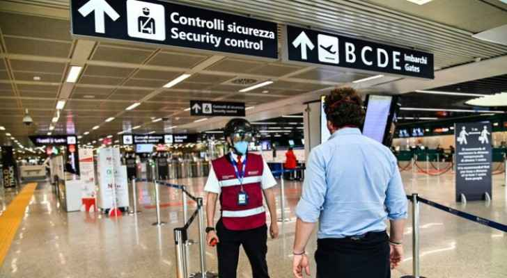 Italy announces lifting of COVID-19 travel restrictions from June 3