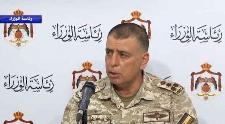 Director of the coronavirus Crisis Cell, Brig. Gen. Mazen Farrayah