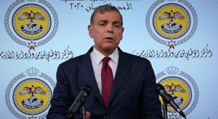 Jordan confirms 12 new coronavirus cases, total cases rise to 672