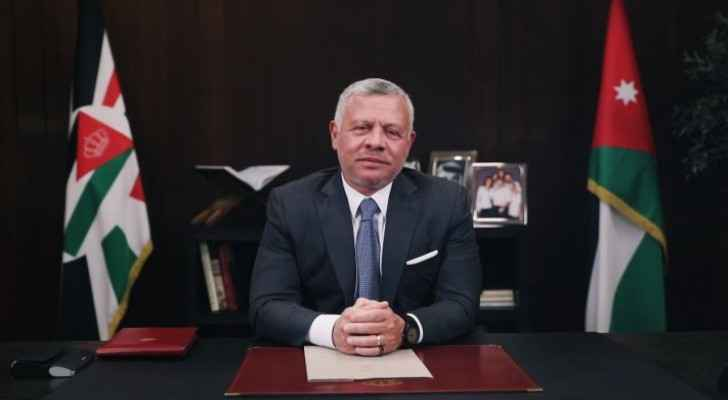 King congratulates Jordanians on occasion of Eid Al-Fitr