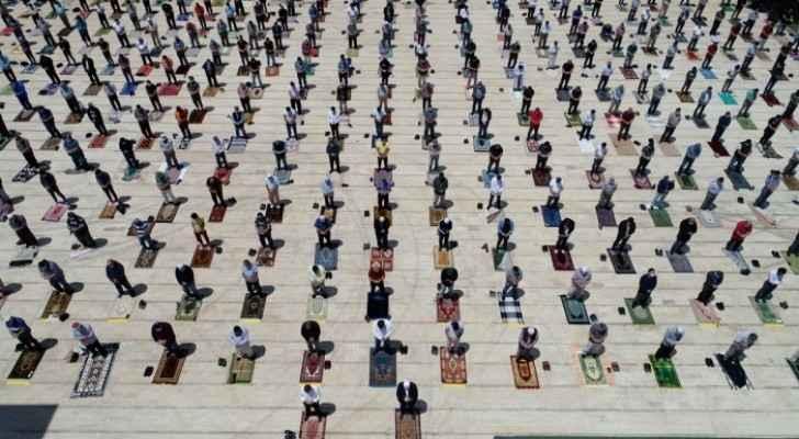 Turkey mosques reopen for mass prayers | Roya News