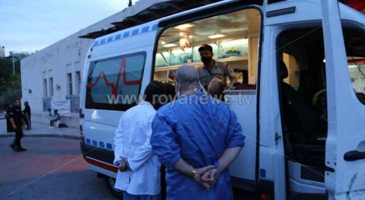 Woman infected with COVID-19 in Irbid among quarantined