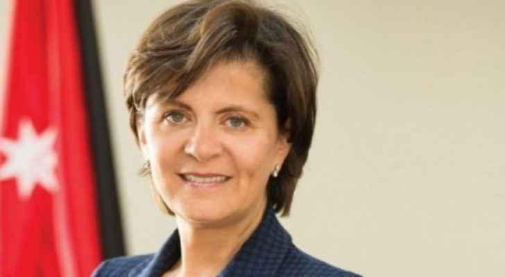 Jordan's Ambassador to Japan Lina Annab